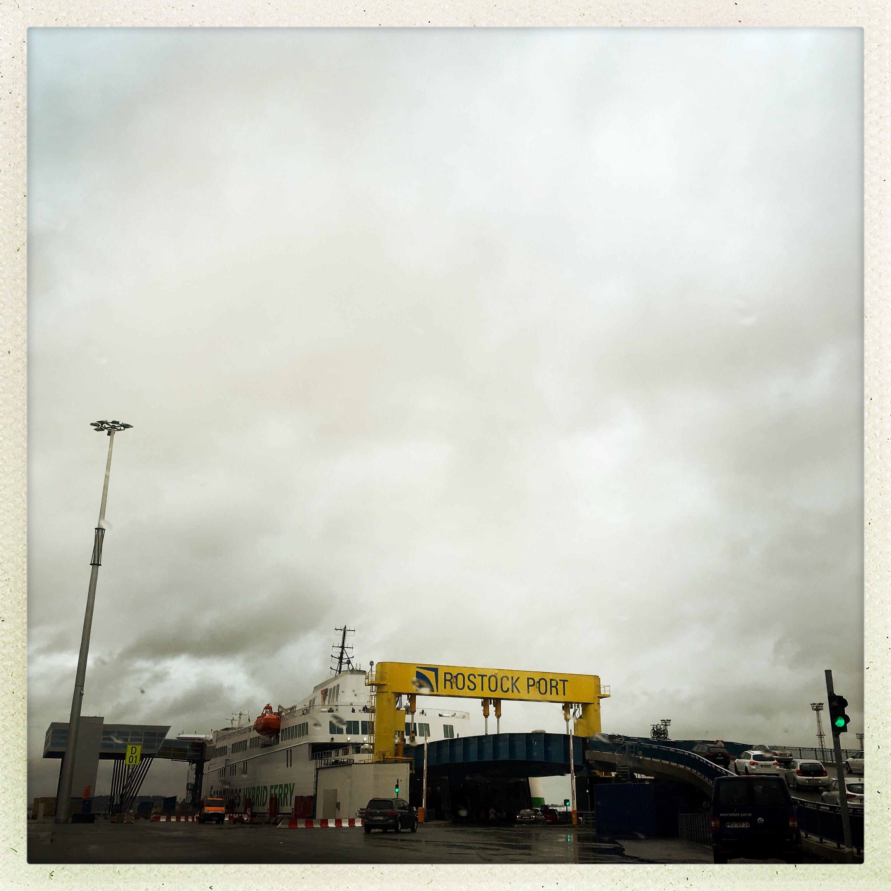 Baumarkt Dänemark zum ersten mal mit dem fährschiff berlin in den urlaub nach